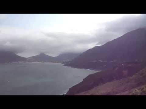Hout Bay view from Chapman's Peak Drive @ Cape Town, South Africa