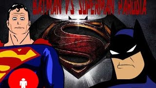 batman vs superman parodia only 16