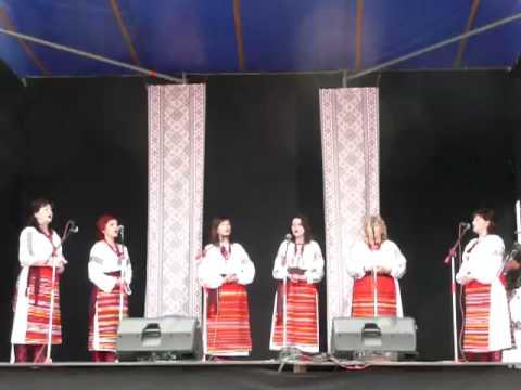 Women's Vocal Ensemble From The Yazlivets Town (Buchach District, Ternopil Oblast, Ukraine)
