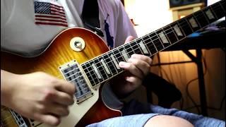 革命機ヴァルブレイヴ OP - Preserved Roses (Guitar Cover)