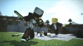 (BEST) TOP 10 FREE Minecraft Intro Templates #4 Cinema 4D & After Effects