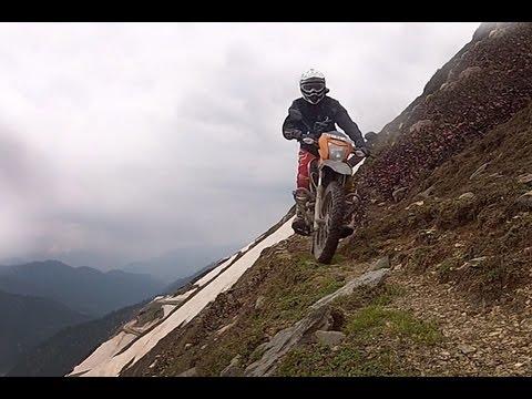 150cc Hero – 4500km Himalayan Megadventure