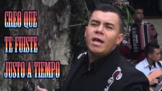 ALBEIRO RINCON - NO ME DOLIO (VIDEO LYRICS)