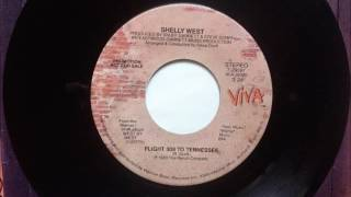 Flight 309 To Tennessee , Shelly West , 1983 45RPM