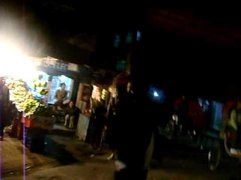 Pujon Directing Rickshaws…