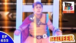 Baal Veer   बालवीर   Episode 655   Baalveer Trapped By Aliens
