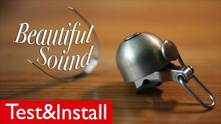 Beautiful Bicycle Bell Sound - Spurcycle バイクベル 자전거 벨 , 自行車鈴