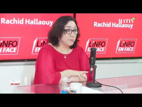 Video : L'Info en Face avec Majida Zahraoui