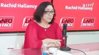 L'Info en Face avec Majida Zahraoui