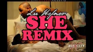 Lu Hefner - She (Remix) (Tyler The Creator - She Feat. Frank Ocean - Cover)