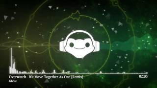 Overwatch We Move Together As One Remix Anniversary Special