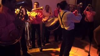 1.12.2012 Fanfara Transilvania. Kontakt. Przestrzeń ruchu i tańca. Kraków