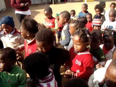 Nora's South African Children.