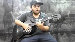 Mateus filipe cantando som da liberdade
