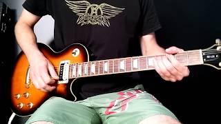Aerosmith - Crazy (solo cover)