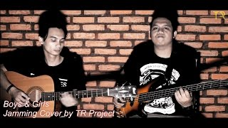 will.i.am - Boys & Girls ft. Pia Mia - TR Project Jamming Cover