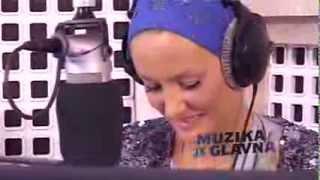 Radio S - Goca Tržan reakcija na poziv Malog Marka