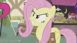 Anti) Fluttershy Monster (PMV) (SD) spa