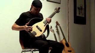 João Cuña apresenta Guitarra Portuguesa Midi