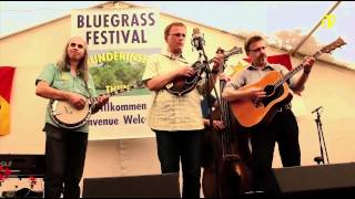 """Sacred Sound Of Grass"" - Bluegrass Festival Thun 2012 - I'm using my Bible for a roadmap"