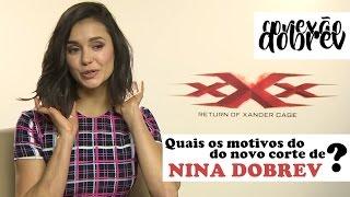 Quais os motivos do novo corte de Nina Dobrev