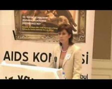 1 Aralık 2005 AIDS Kongresi - Prof. Dr. Deniz Gökengin
