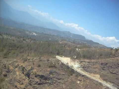 in Nepal paragliden