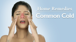 How To Cure Common Cold   Home Remedies With Upasana   Mind Body Soul