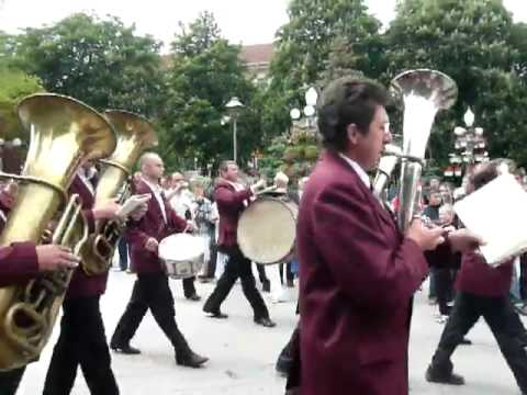 Wind Band From The Pidvolochysk District (Ternopil Oblast, Ukraine)