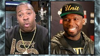 BUSTA RHYMES Claps Back At 50 CENT(BUSTA Wants All The SMOKE)
