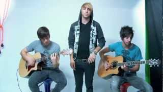 "ATP! Acoustic Session: All Time Low - ""Damned If I Do Ya (Damned If I Don't)"""