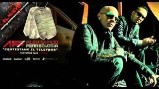 Alexis & Fido Ft Nigga [Flex] - Contestame El Telefono [Original] LETRA [Perreologia]