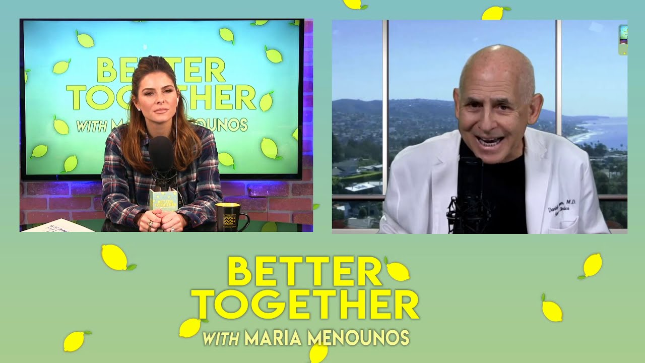Maria Menounos – The End of Mental Illness with Dr. Amen