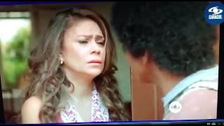 escena  de actuación de   OLSON  en  la  Novela LOS MORALES
