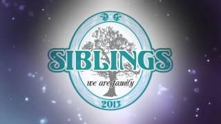SIBLINGS 2013 - Starrer feat. Julie Bergan