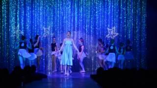 ¡Suéltalo! [Club Gimnasia Rítmica Aldaia] Gala Grupo Cibic 2015 Frozen