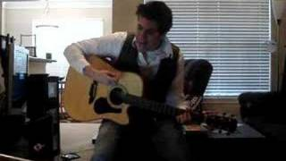 David Cook The Time of my Life cover by Joshua Price