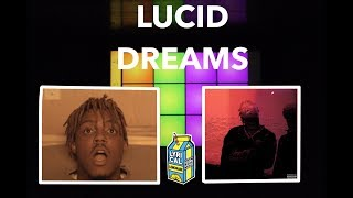 Juice WRLD - Lucid Dreams | Instrumental