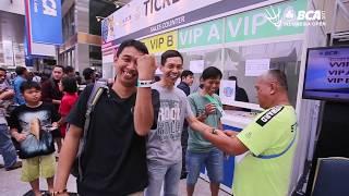 Highlight Day 3 BCA Indonesia Open 2017