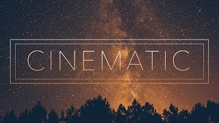 Cinematic and Inspiring Background Music For Film Trailers and Video Games