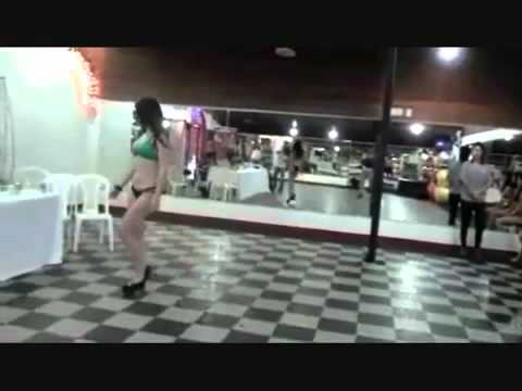 Miss Nicaragua 2011 Contestant.mp4