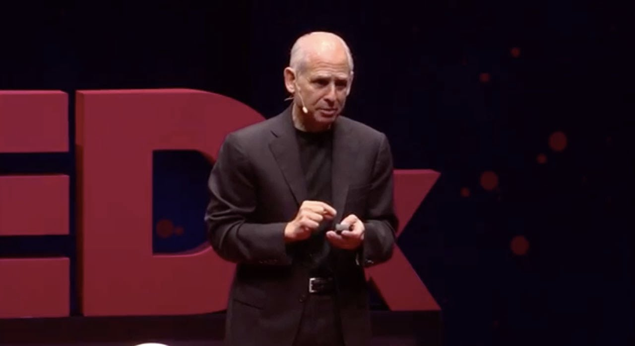 TEDx Orange Coast – The Most Important Lesson from 83,000 Brain Scans