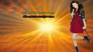 Victoria Justice Make it Shine Karaoke Best Quality (HD) Lyrics
