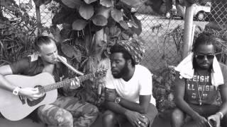 Iba Mahr - Having Fun - Acoustic Unplugged in Jamaica