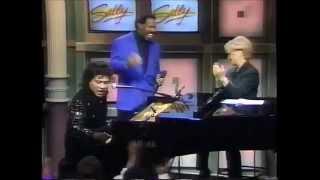 Little Richard & Lloyd Price - Lawdy Miss Clawdy (Live 1994)