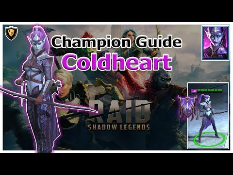 RAID Shadow Legends | Champion Guide | Coldheart 2.0 UPDATED
