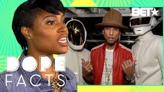 Pharrell Williams Worked for McDonald's?! | Dope Facts