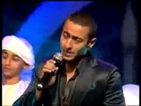 حماده هلال وبكاء الجمهور عند سماعه آغنية محمد نبينا