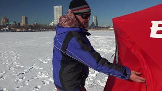 Eskimo Fatfish 949 Pop Up Ice Shelter