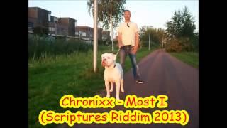 Chronixx - Most I (Scriptures Riddim 2013)